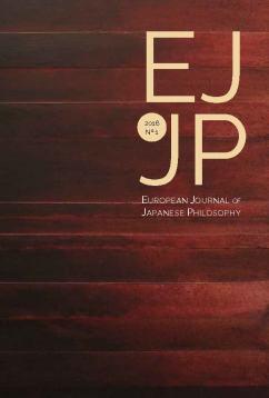 European_Journal_of_Japanese_Philosophy_Seite_1